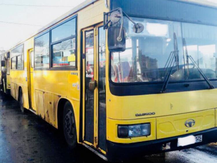 ВоВладивостоке шофёр пассажирского автобуса оштрафован занарушение ПДД