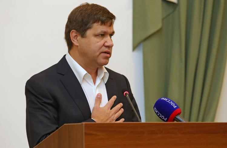 Новый мэр Владивостока официально вступил вдолжность