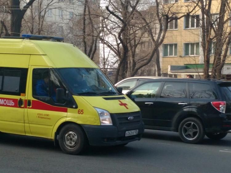 ВПриморье 11 детей пострадали при прорыве трубы всанатории