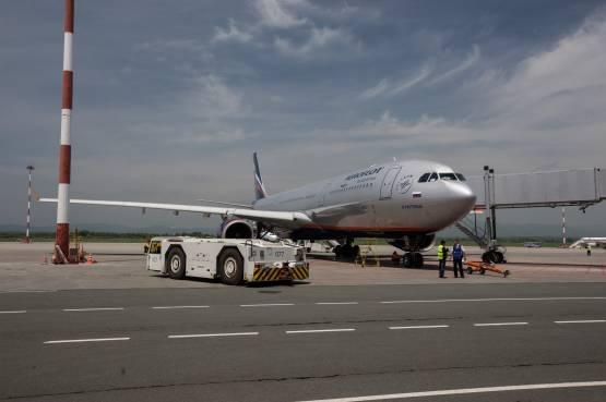 Рейс SU 1703 Владивосток Москва расписание статус поиск