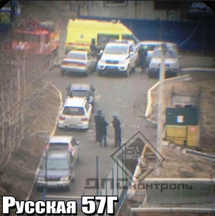 Ручная граната наулице взбудоражила граждан Владивостока
