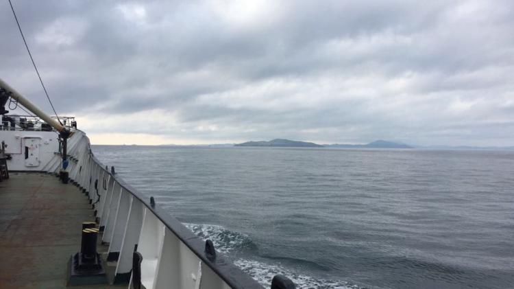 Морякам схваченного вНаходке задолги судна выплатили заработную плату