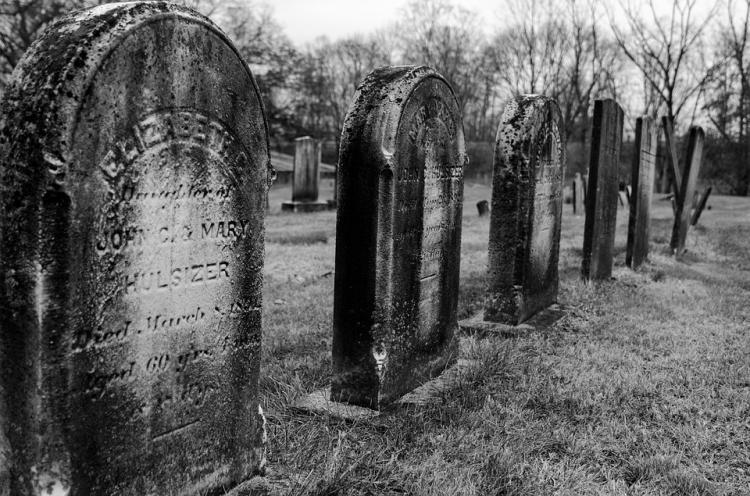 ВПриморье завели дело наосквернивших могилы молодых людей