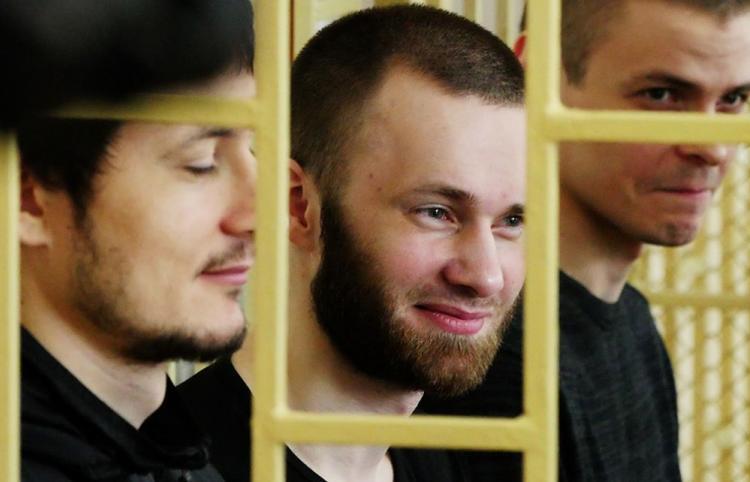 103 года лишения свободы запросило гособвинение для «приморских партизан»