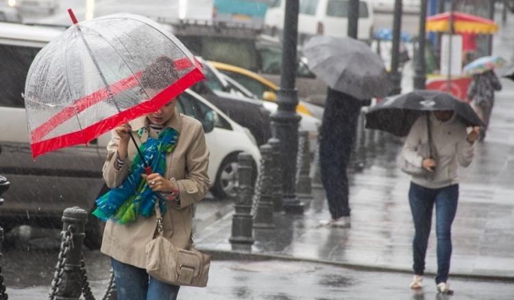 Сегодня воВладивостоке предполагается дождь