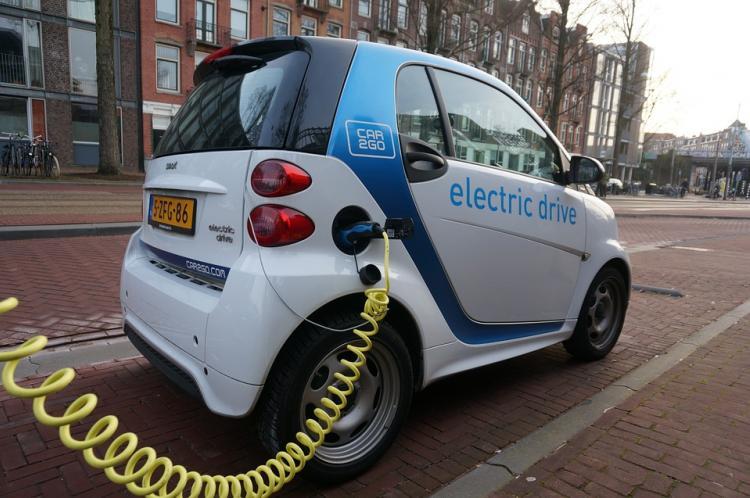 В Российской Федерации увеличились продажи новых электрических авто