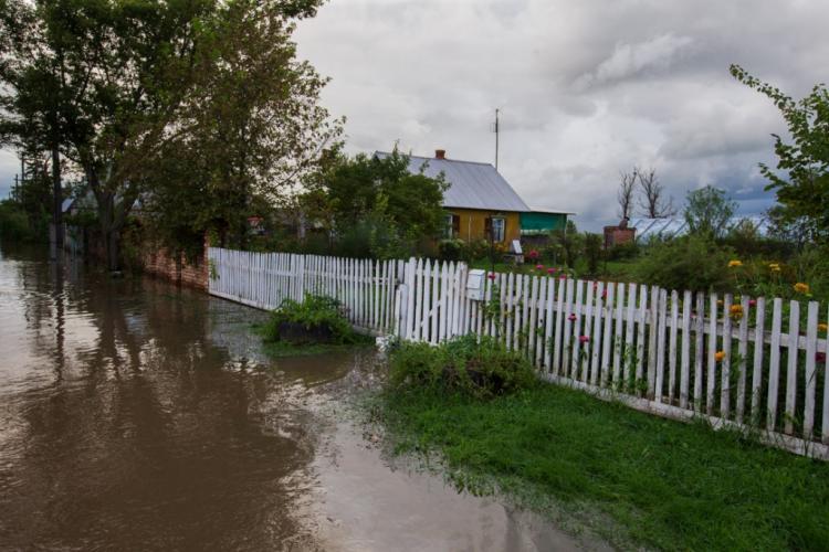 Втрёх районах Приморья ввели режимЧС из-за последствий тайфуна
