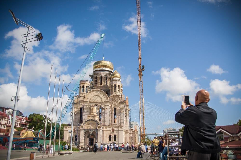 Жителю Владивостока грозит тюремный срок за кражу медной проволоки из храма