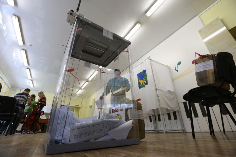 ЦИК: Ниодной жалобы навыборы вПриморье получено небыло