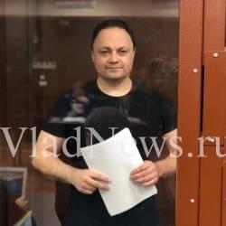 Корреспондент РИА VladNews вёл онлайн-трансляцию из Тверского суда Москвы (фото) #1