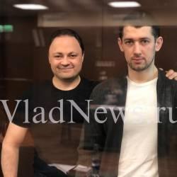 Корреспондент РИА VladNews вёл онлайн-трансляцию из Тверского суда Москвы (фото) #2