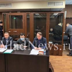 Корреспондент РИА VladNews вёл онлайн-трансляцию из Тверского суда Москвы (фото) #4