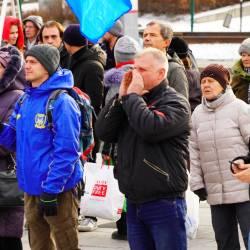Около 150 человек пришли поддержать возвращение льгот для жителей Дальнего Востока #14