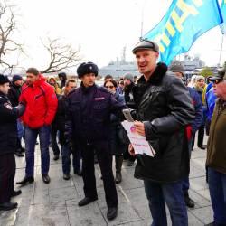 Около 150 человек пришли поддержать возвращение льгот для жителей Дальнего Востока #19