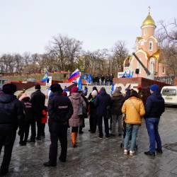 Около 150 человек пришли поддержать возвращение льгот для жителей Дальнего Востока #23