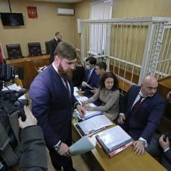 Судья отказала прокуратуре в удовлетворении ходатайства #10