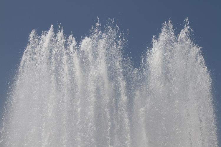 符拉迪沃斯托克开始停用喷泉