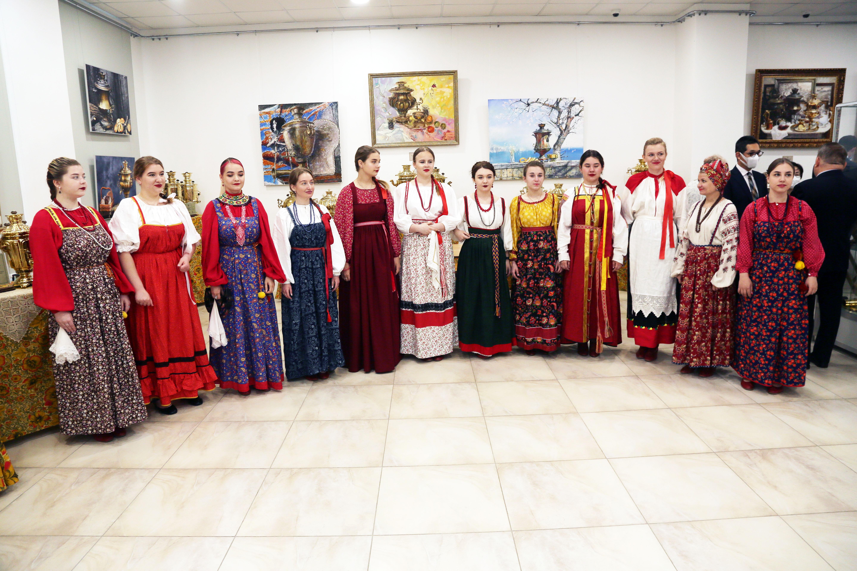 Выставка старинных самоваров открылась во Владивостоке